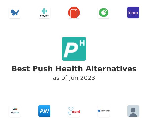 Best Push Health Alternatives