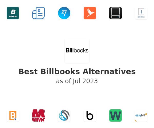 Best Billbooks Alternatives