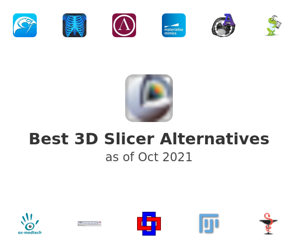 Best 3D Slicer Alternatives