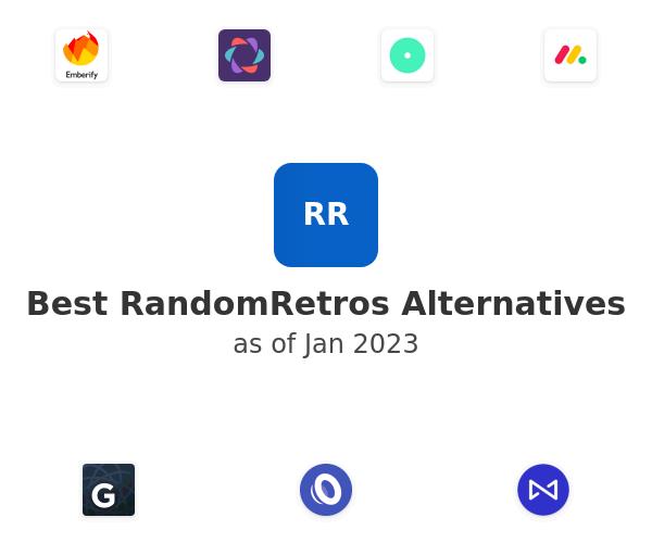 Best RandomRetros Alternatives