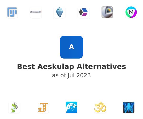 Best Aeskulap Alternatives