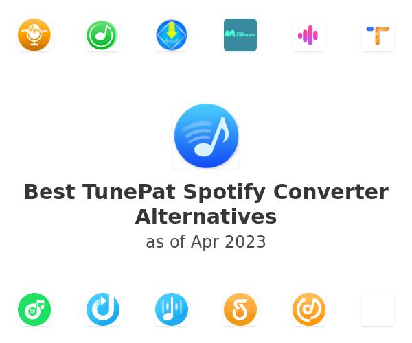 Best TunePat Spotify Converter Alternatives