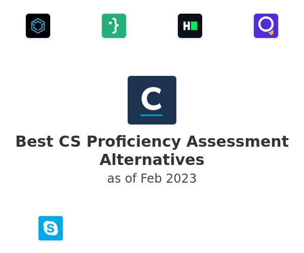 Best CS Proficiency Assessment Alternatives