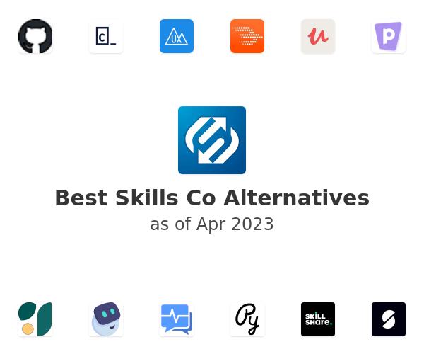 Best Skills Co Alternatives