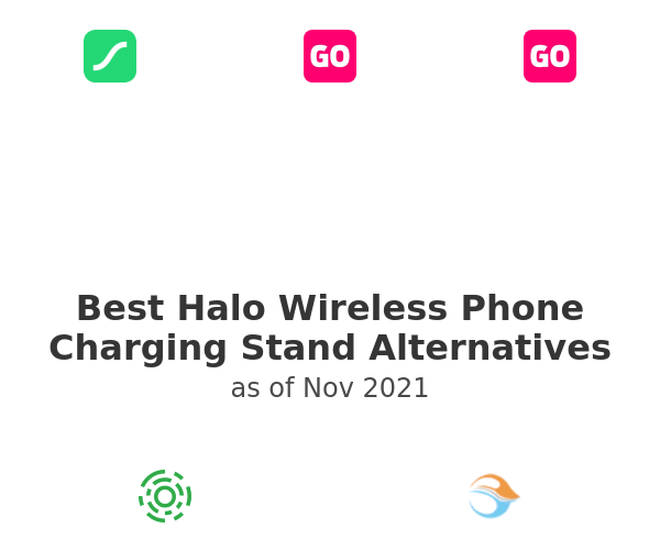 Best Halo Wireless Phone Charging Stand Alternatives