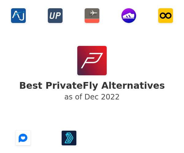 Best PrivateFly Alternatives