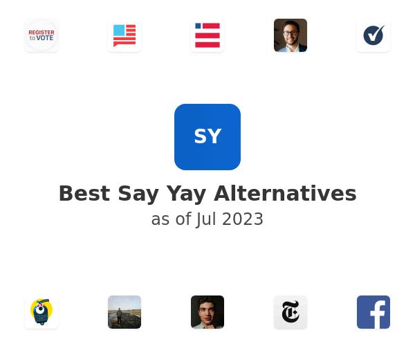 Best Say Yay Alternatives