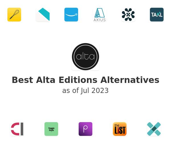 Best Alta Editions Alternatives