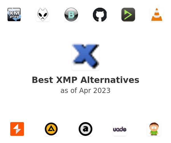 Best XMP Alternatives