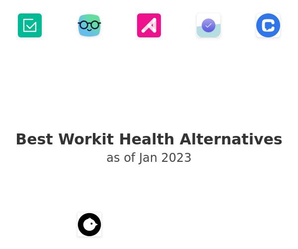 Best Workit Health Alternatives