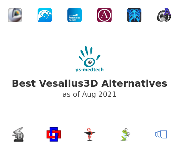 Best Vesalius3D Alternatives