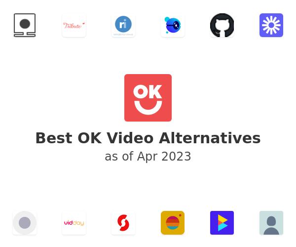 Best OK Video Alternatives