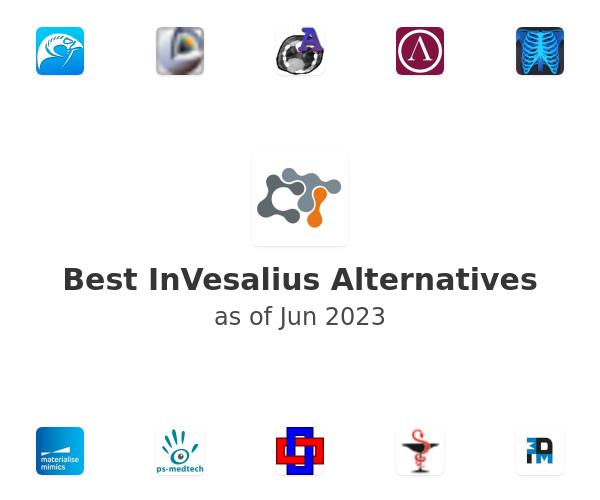 Best InVesalius 3 Alternatives