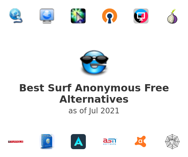 Best Surf Anonymous Free Alternatives