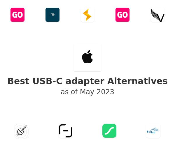 Best USB-C adapter Alternatives