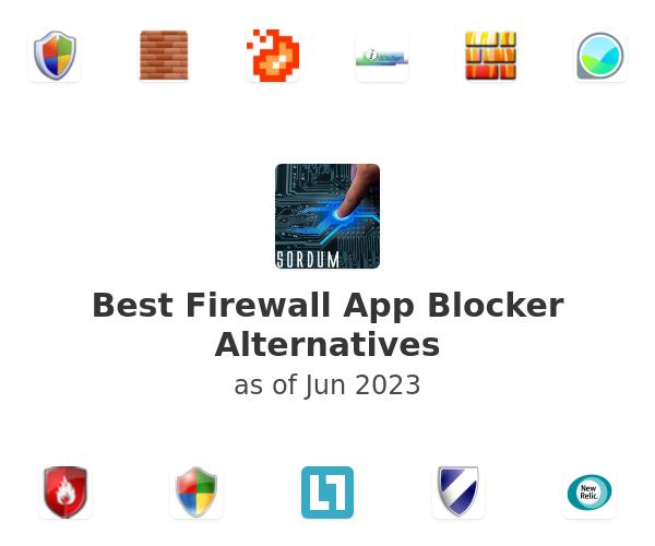 Best Firewall App Blocker Alternatives