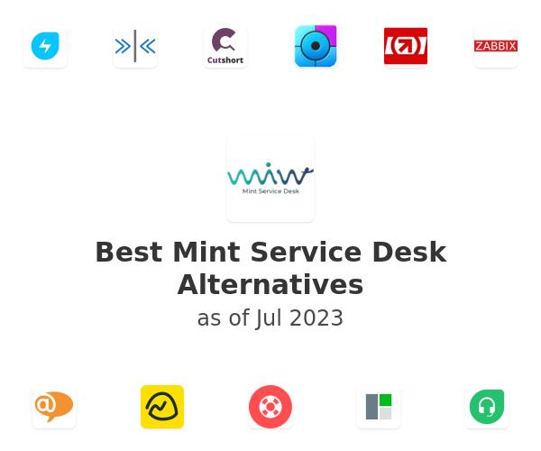 Best Mint Service Desk Alternatives