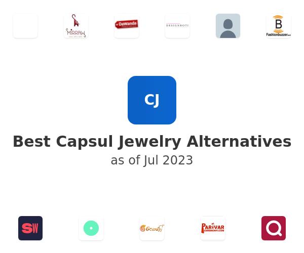 Best Capsul Jewelry Alternatives