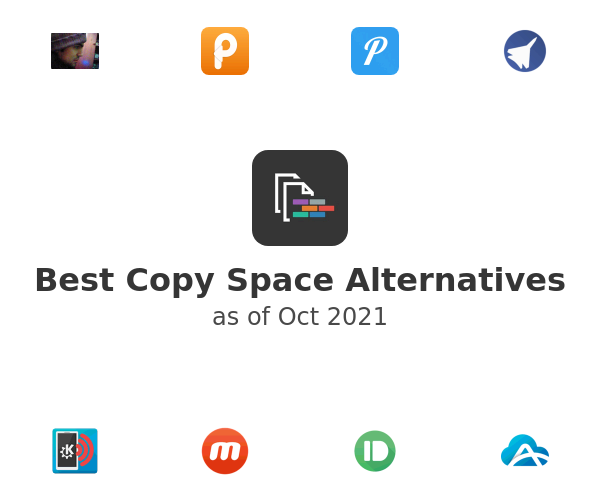 Best Copy Space Alternatives