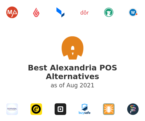 Best Alexandria POS Alternatives