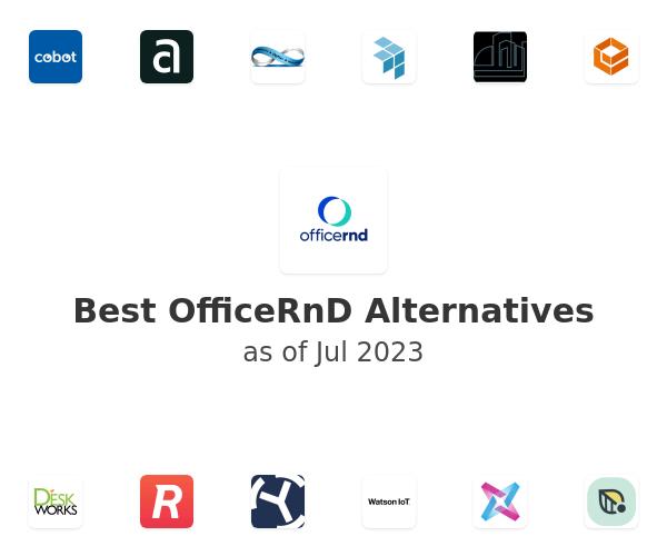 Best OfficeRnD Alternatives