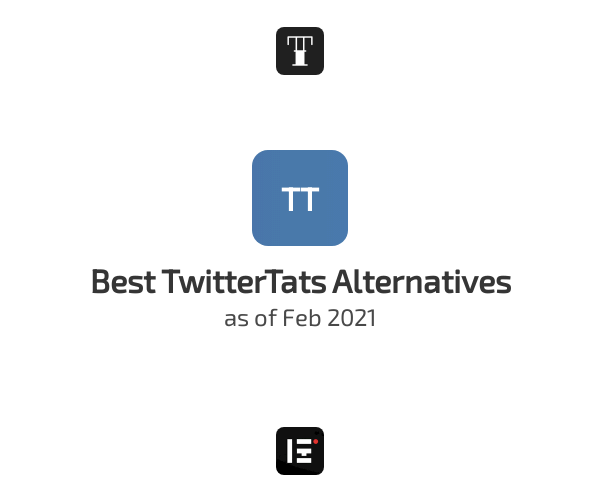 Best TwitterTats Alternatives