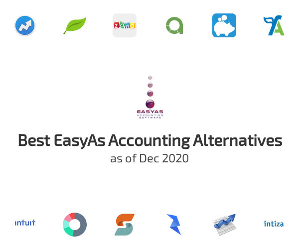 Best EasyAs Accounting Alternatives