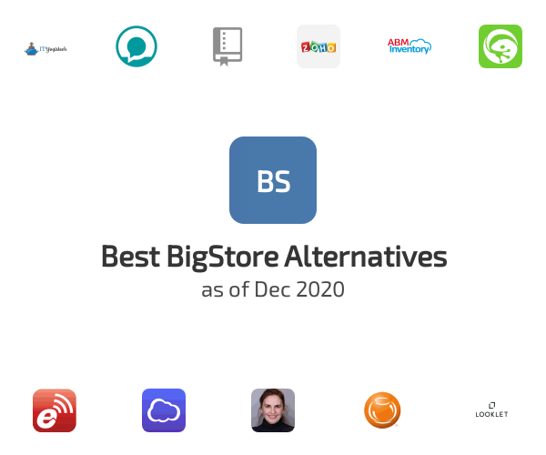 Best BigStore Alternatives