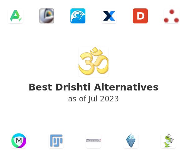 Best Drishti Alternatives