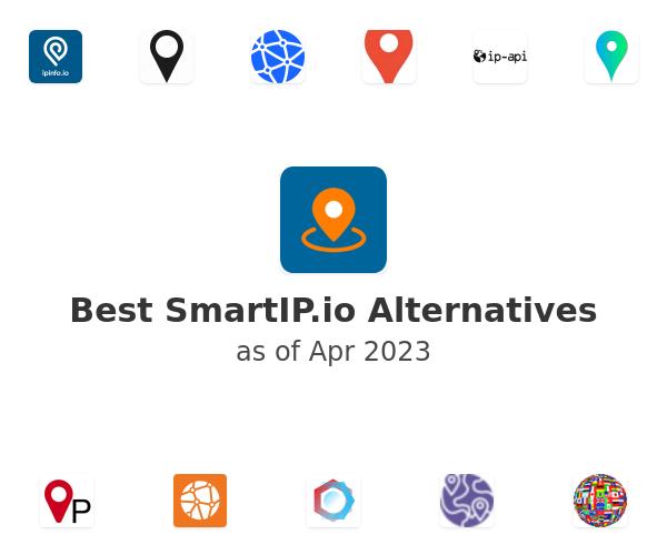 Best SmartIP.io Alternatives