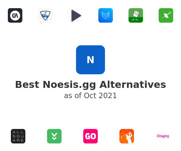 Best Noesis.gg Alternatives