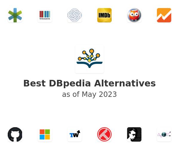 Best DBpedia Alternatives