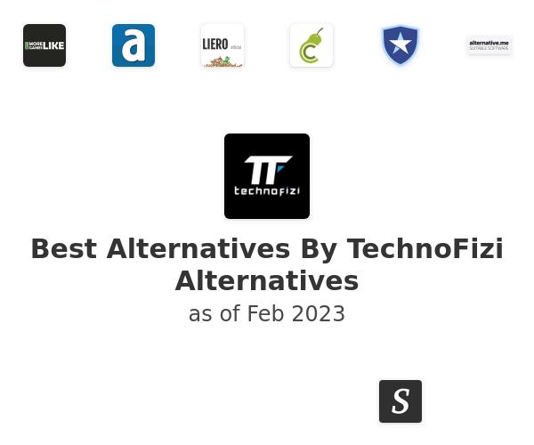 Best Alternatives By TechnoFizi Alternatives
