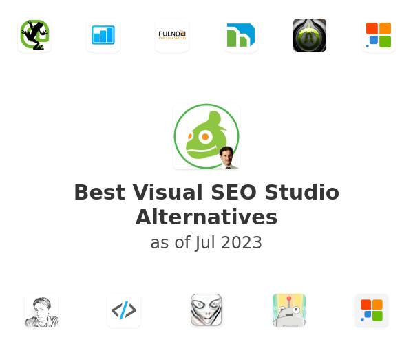 Best Visual SEO Studio Alternatives