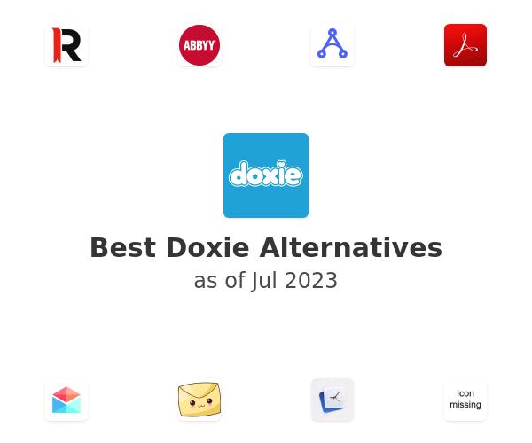 Best Doxie Alternatives
