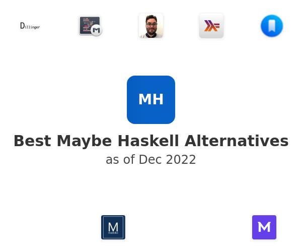 Best Maybe Haskell Alternatives