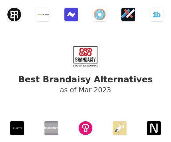 Best Brandaisy Alternatives