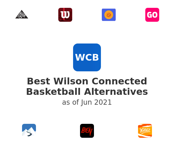 Best Wilson Connected Basketball Alternatives