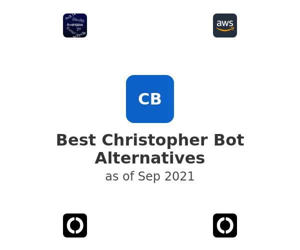 Best Christopher Bot Alternatives
