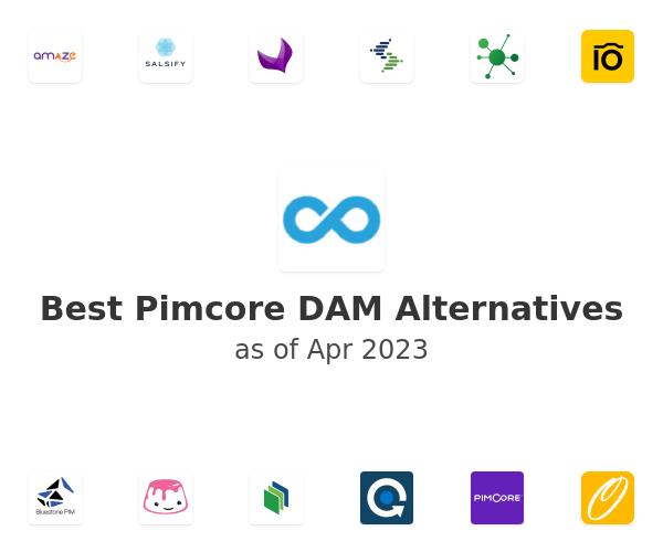 Best Pimcore DAM Alternatives
