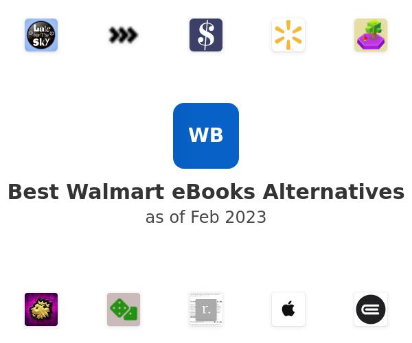 Best Walmart eBooks Alternatives