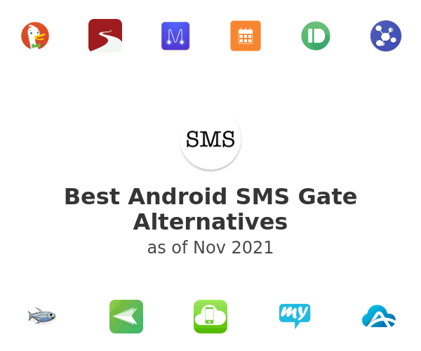 Best Android SMS Gate Alternatives