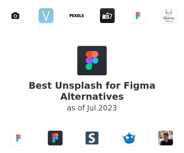 Best Unsplash for Figma Alternatives