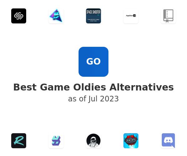 Best Game Oldies Alternatives