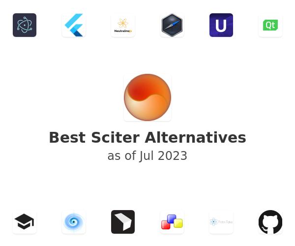 Best Sciter Alternatives