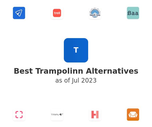 Best Trampolinn Alternatives