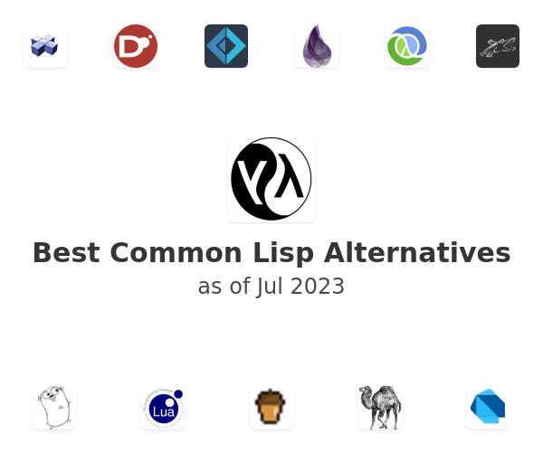 Best Common Lisp Alternatives