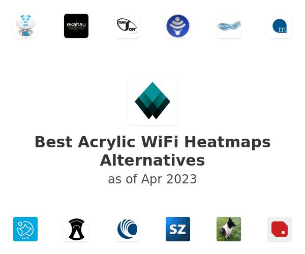 Best Acrylic WiFi Heatmaps Alternatives