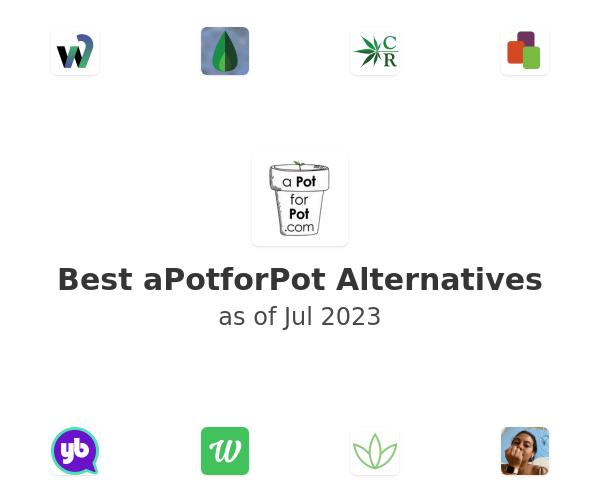 Best aPotforPot Alternatives
