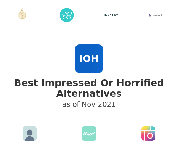 Best Impressed Or Horrified Alternatives
